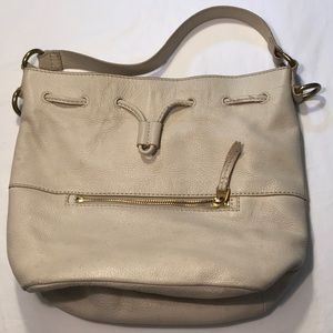 Fossil Vintage Leather Hobo Bag